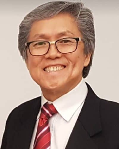 HKT's Executive Deputy Chairman - Datuk Pee Kang Seng