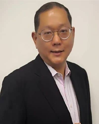 HKT's General Manager – Finance & Admin - Ong Chin Peng