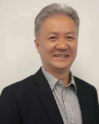 HKT's General Manager - Gary Goh Geok Boon
