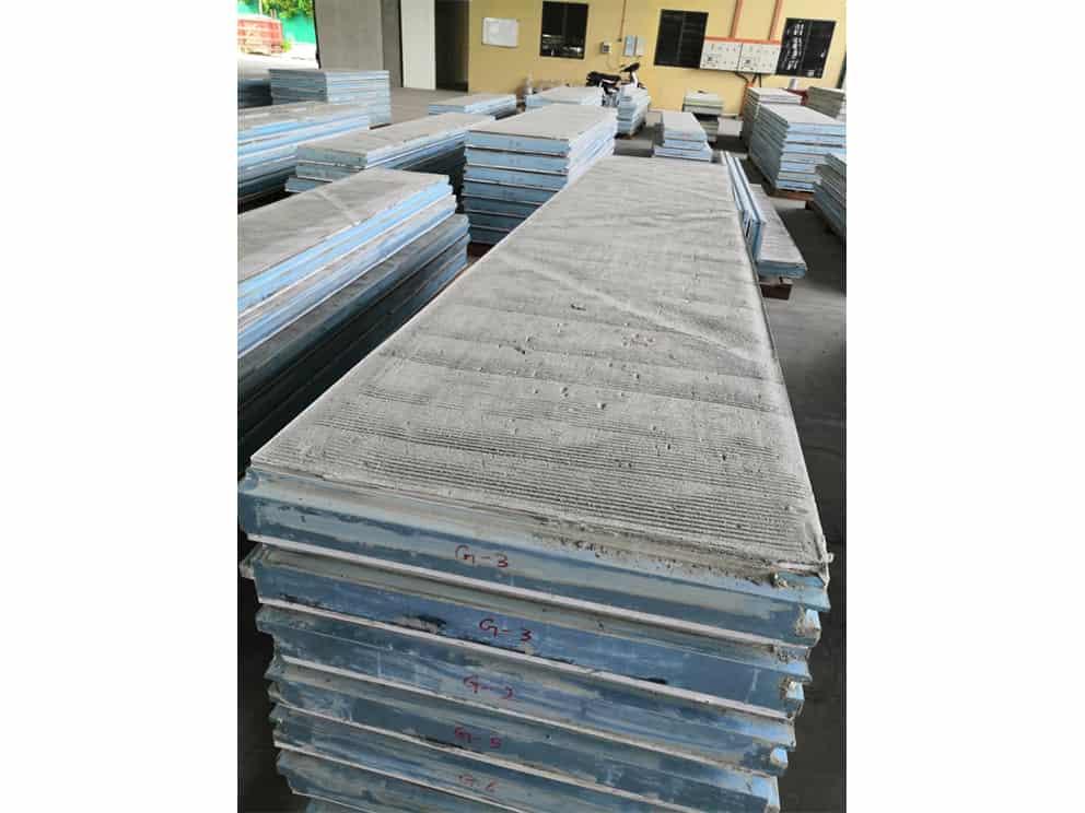 GEG High Performance Wall Panels - IBS