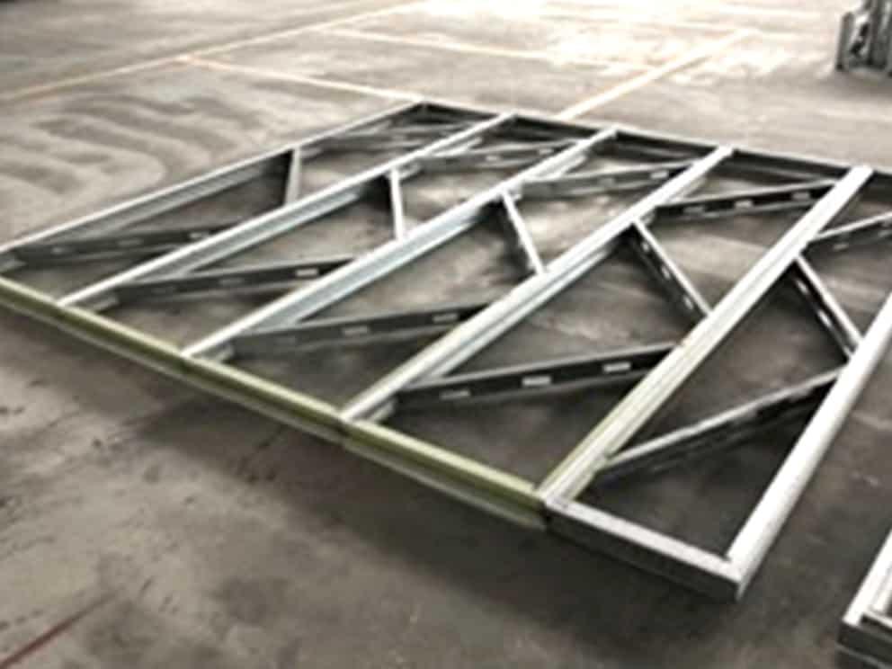 Efficient GEG High Performance Wall Panels
