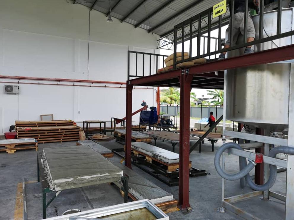 Building GEG High Performance Wall Panels