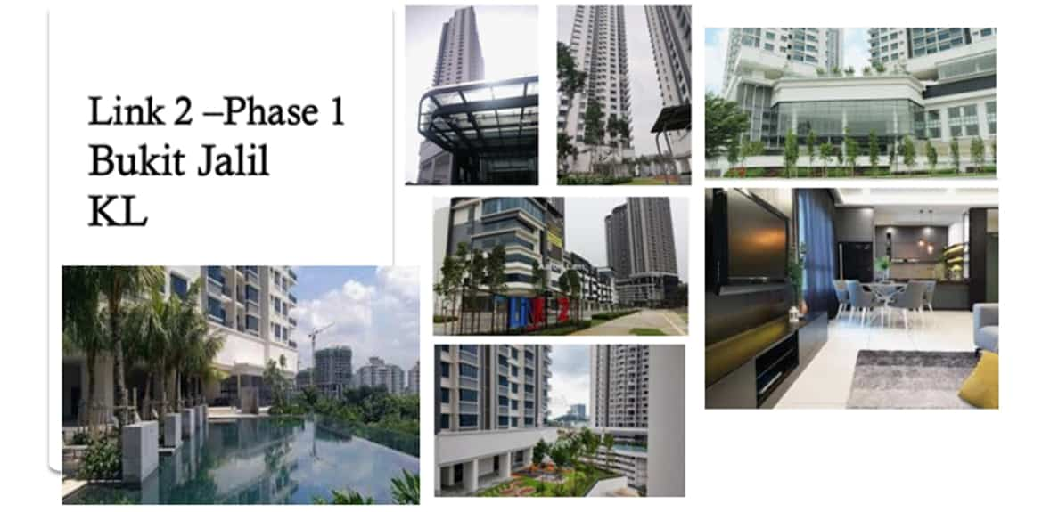 Link 2 - Phase 1 Bukit Jalil KL - IBS Industrialized Building System Projects