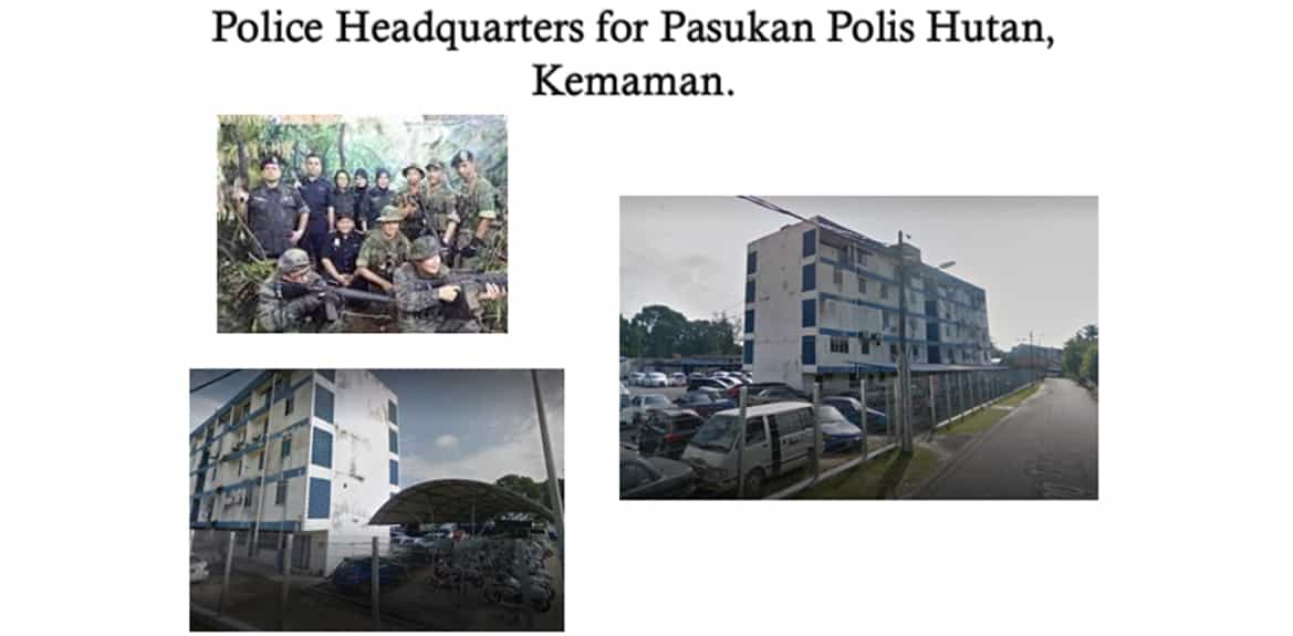 Police Headquarters for Pasukan Polis Hutan Kemaman - IBS Industrialized Building System Projects