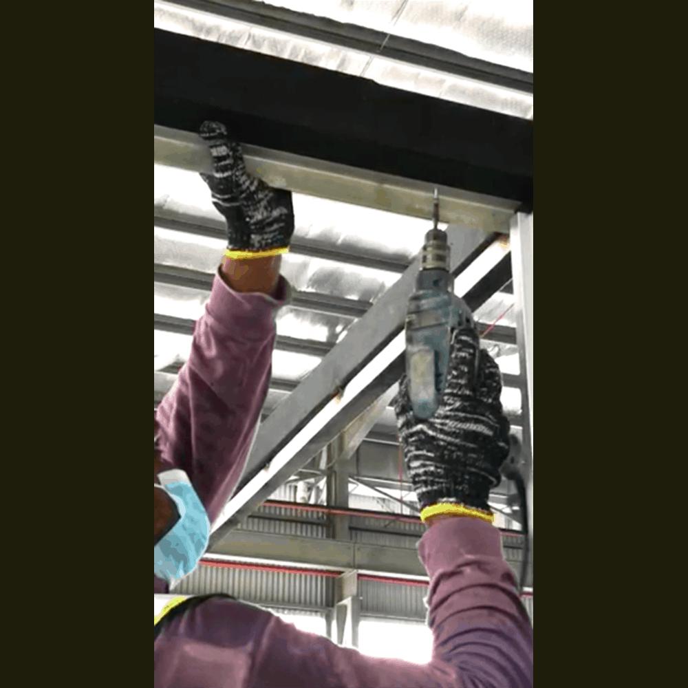 IBS Step 3 - Fix top anchor bar