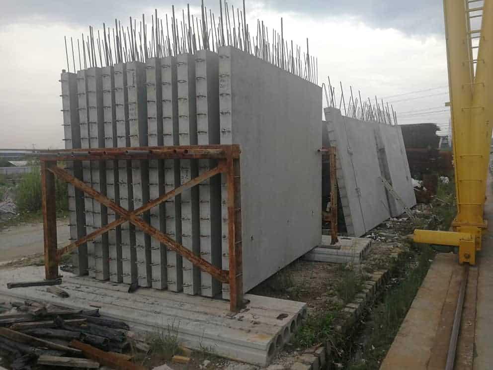Load Bearing Wall Panels - IBS KL