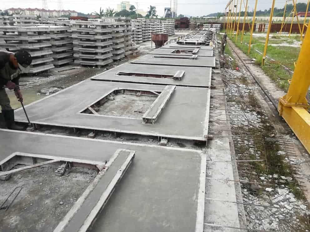 Load Bearing Wall Panels - HKT Group