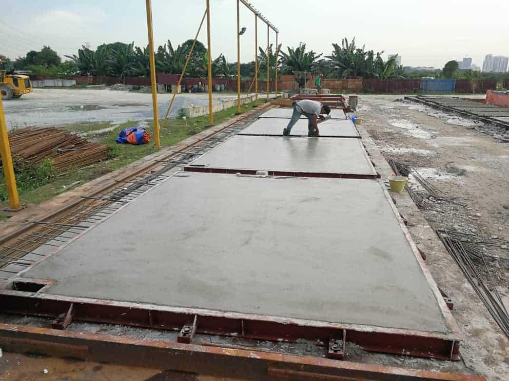 Load Bearing Wall Panels - HKT Investment